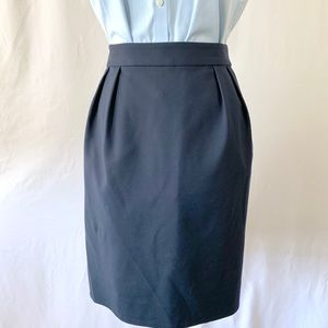 KATE SPADE Blue Career Skirt
